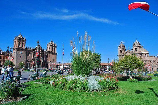CUSCO City Tour The Inka Empire Capital