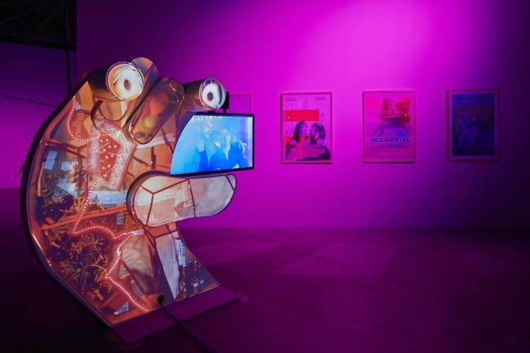 Admission to the Contemporary Art Museum Pirelli HangarBicocca