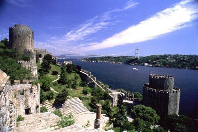 City tour Istanbul with Bosporus tour on a private boat