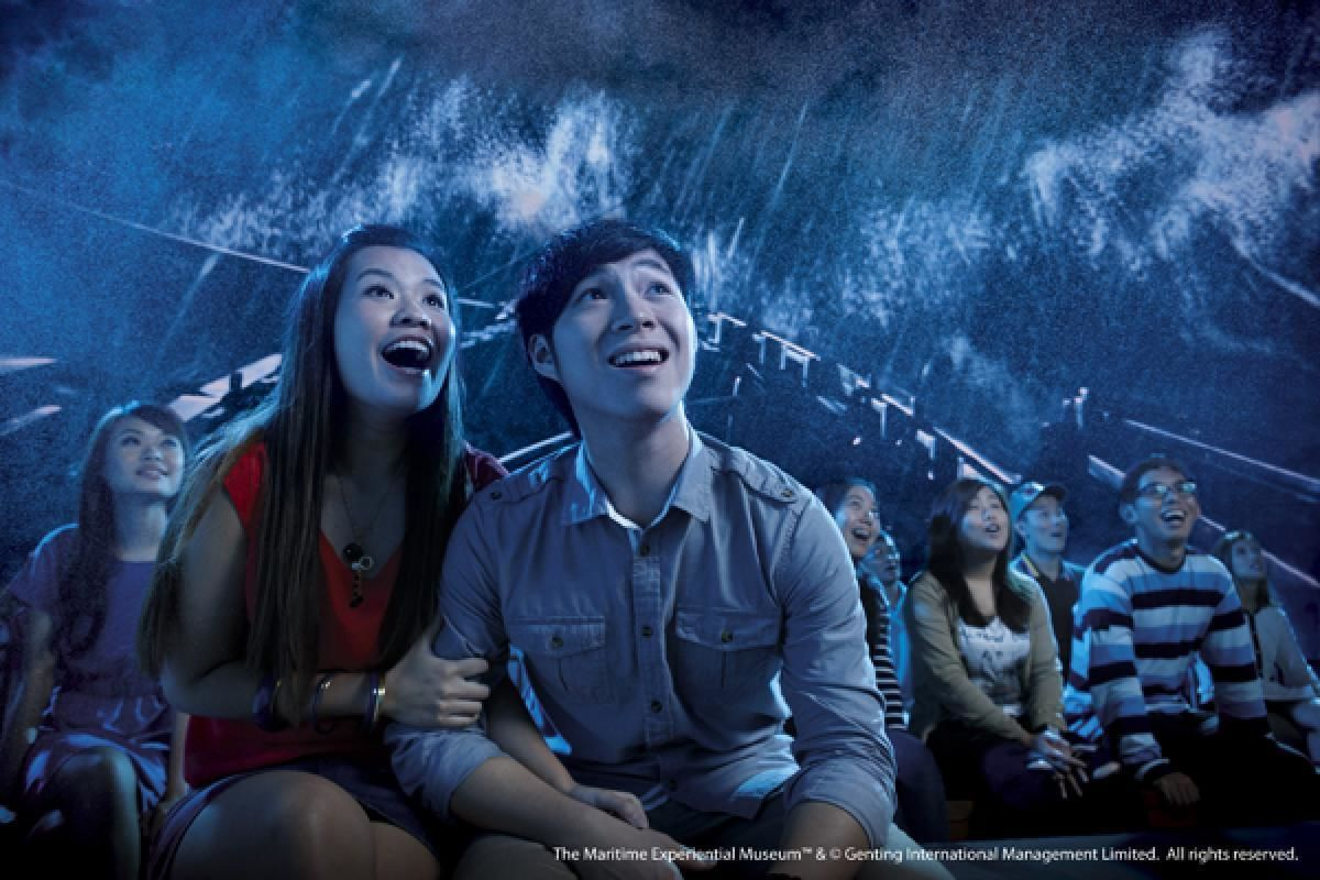 Universal Studios Singapore and S.E.A. Aquarium™ Admission with Hotel Pick-up