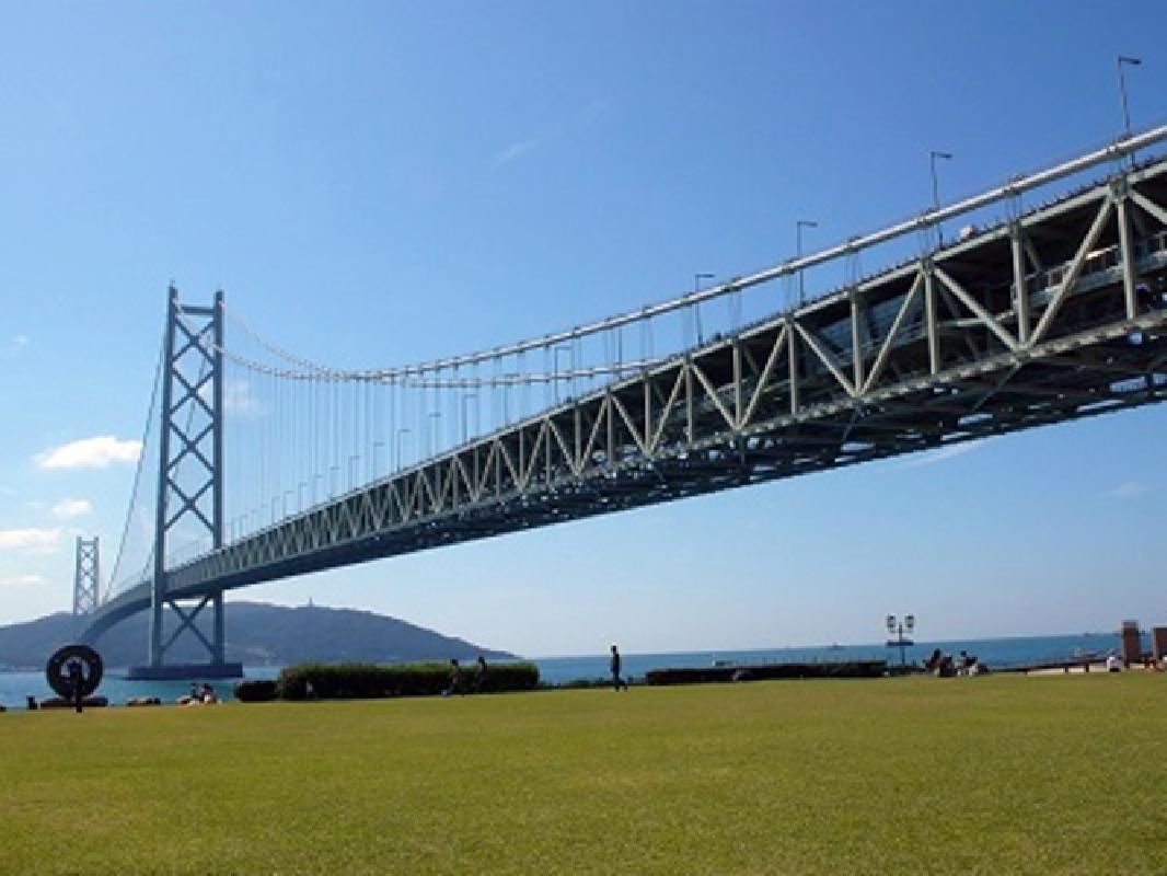 Himeji Castle and Akashi Kaikyo Bridge World Heritage Walking Tour
