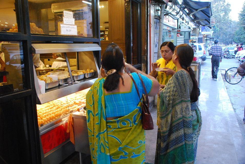 Old Delhi Street Food Tour & Heritage Walk