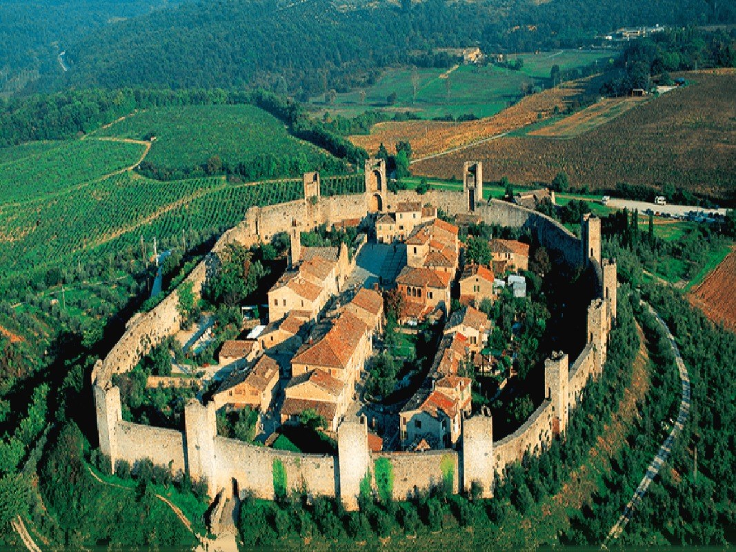 San Gimignano, Chianti & Montalcino One Day Tour from Siena in a Small Group