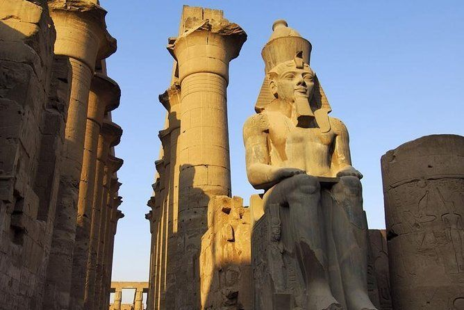 Private Full day Luxor Trip From Hurghada with Lunch