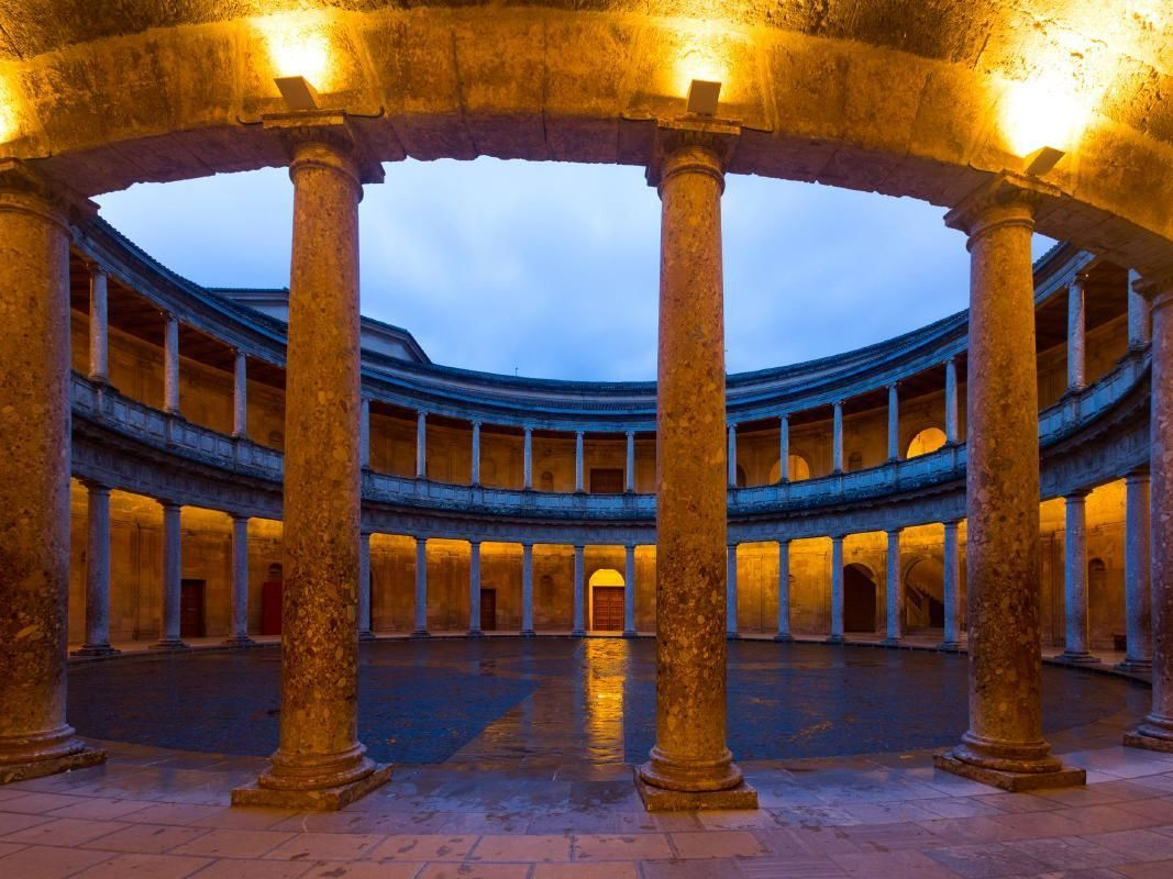 2-Day Granada Excursion from Seville with Alhambra Visit and Hotel Accommodation