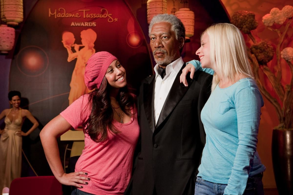 Madame Tussauds Hollywood All Access Pass