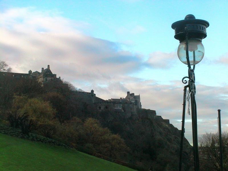 Walking tour Edinburgh - the old town