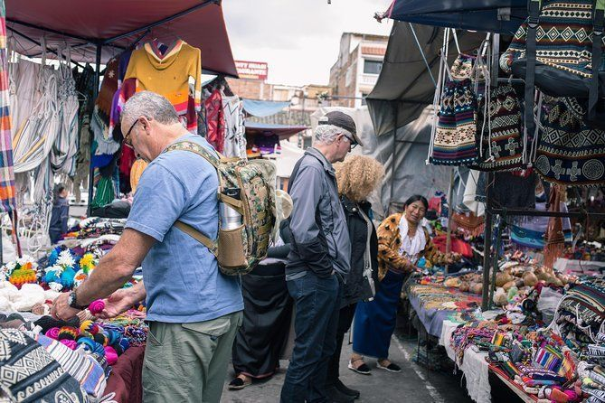 """Otavalo, Cotacachi and Cuicocha Tour With Optional Hotel Pick-Up - """"Small Group"""""""