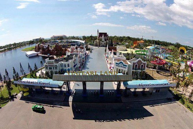 Private Day Tour: Vinpearl Land Phu Quoc Amusement Park