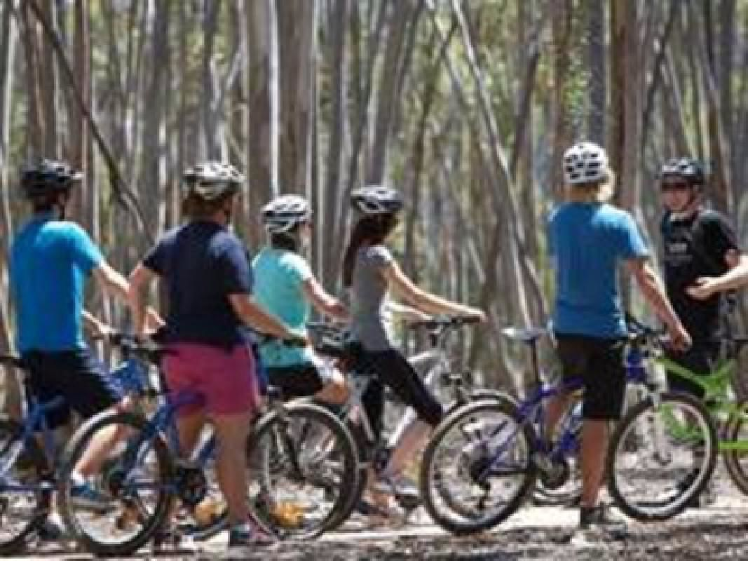 You Yangs Regional Park Guided Biking Tour from Melbourne