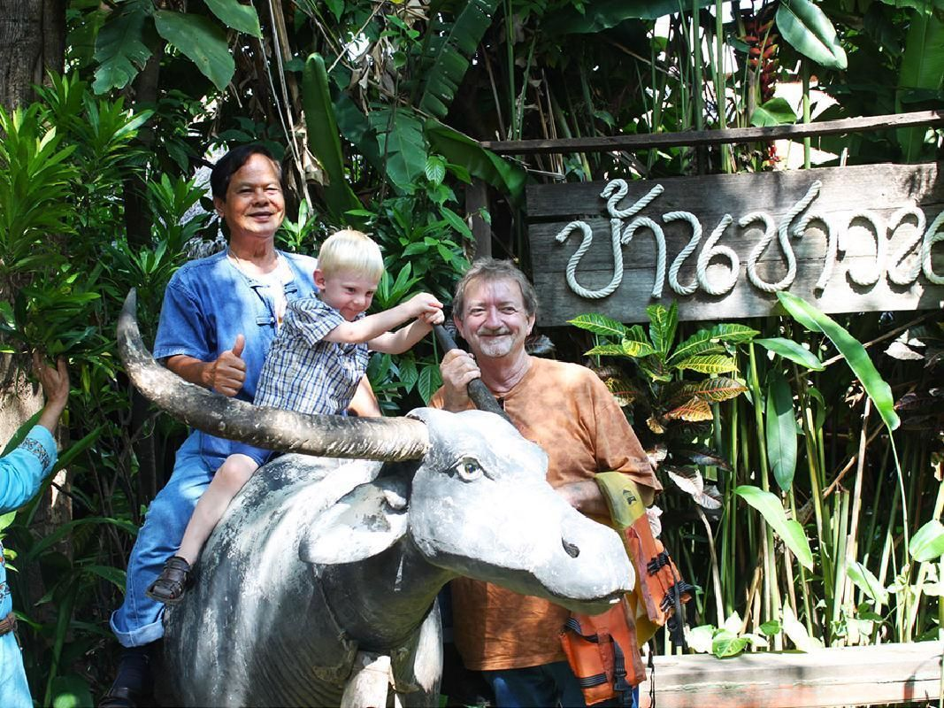 Chiang Mai Mae Ping River Experience - Small Group Tour