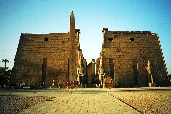 Cairo and Luxor 2 days by plane from Sharm el Sheikh