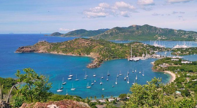 Antigua: Historic Lord Nelson's Dockyard National Park