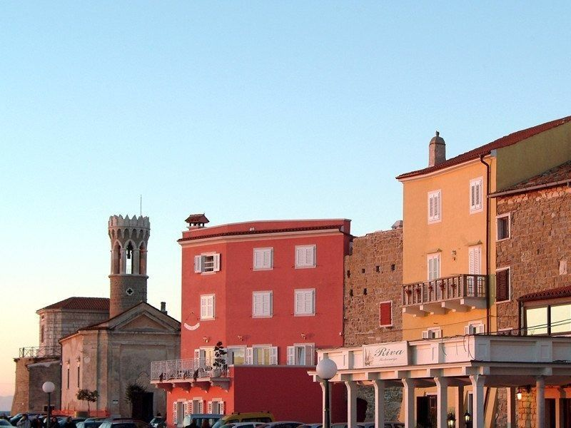 City tour Piran
