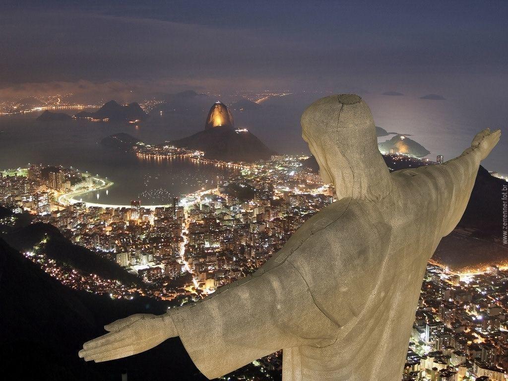 1 day in Rio de Janeiro/ 1 dia no Rio de Janeiro