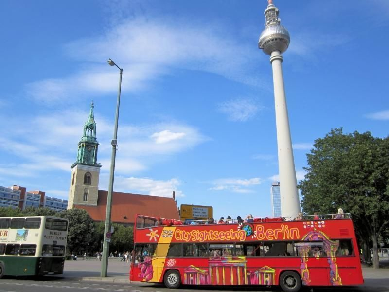 1 Day Berlin Hop-On Hop-Off Bus Tour