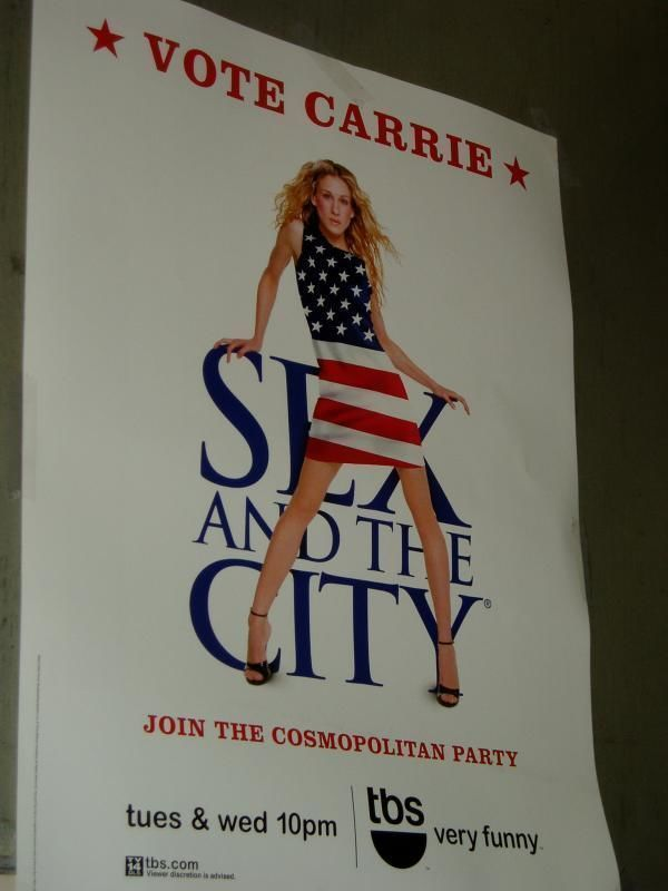 Sex and the City Tour in New York