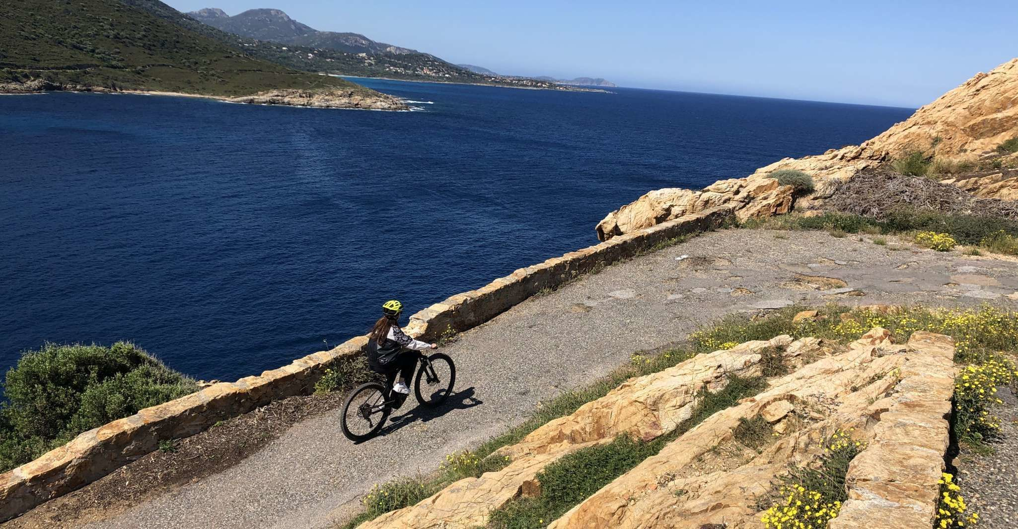 Corsica: Bike Rental in the Île-Rousse Countryside
