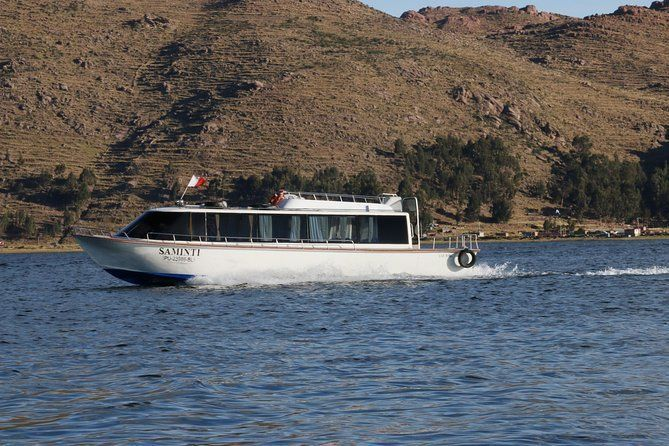 Taquile Island Fast Boat Cultural Tour