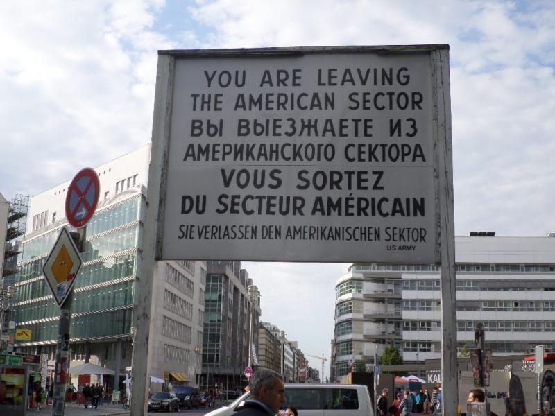 Walking Tour of the Berlin Wall