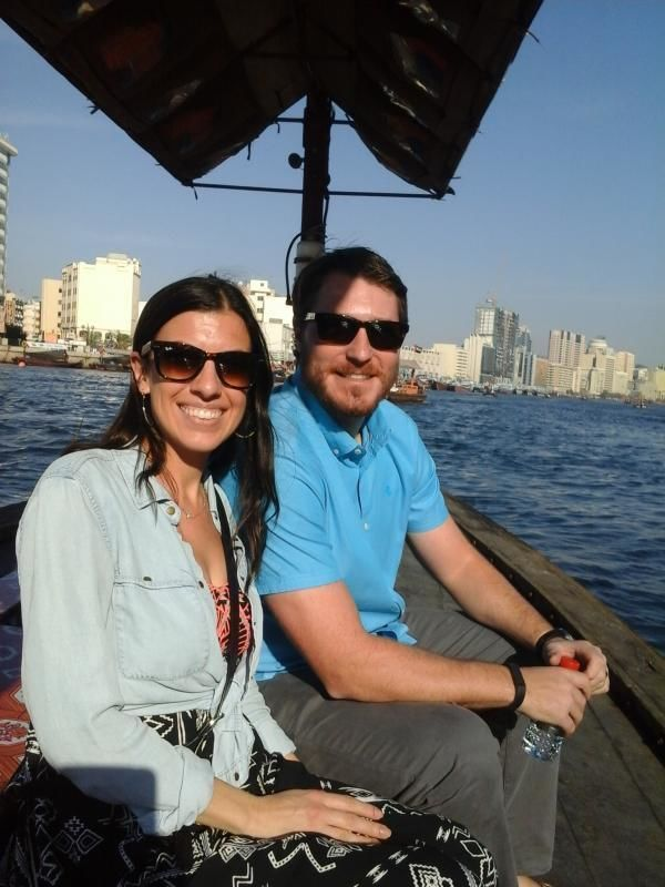 Dubai 4-Hour Bus Tour with Water Taxi Ride