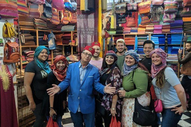 Tangier sight-seeing & Cultural Tour
