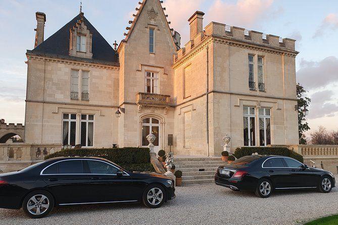 Private transportation from Bordeaux to San Sebastian