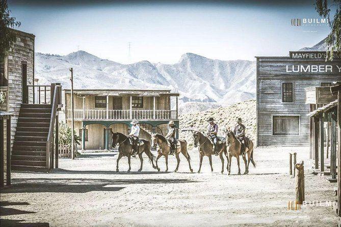 Skip the Line: Fort Bravo Entrance Ticket