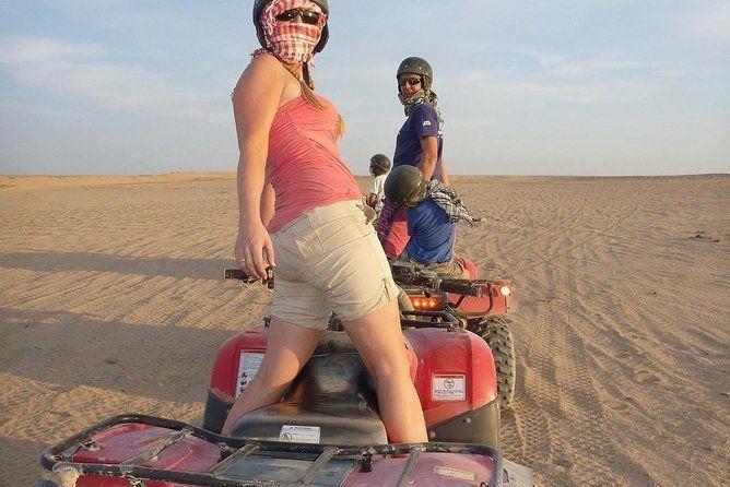 Quide bike Safarai desert in Sharm El Sheikh
