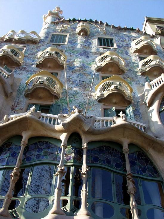 Barcelona city tour - Main sights