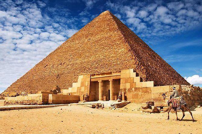 Great Pyramids & Sakkara Pyramids from Alexandria port