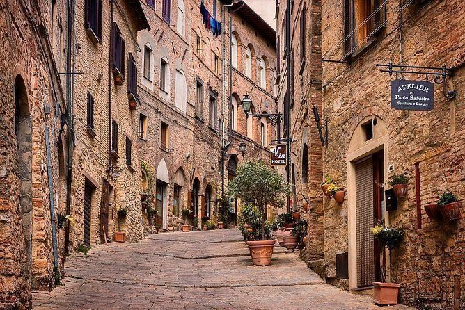 Private Tour: Siena, San Gimignano and Chianti Day Trip from Florence
