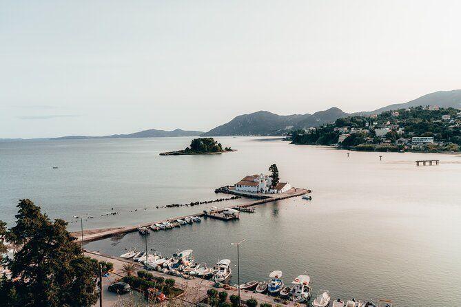 Corfu Island Private Half-Day Tour