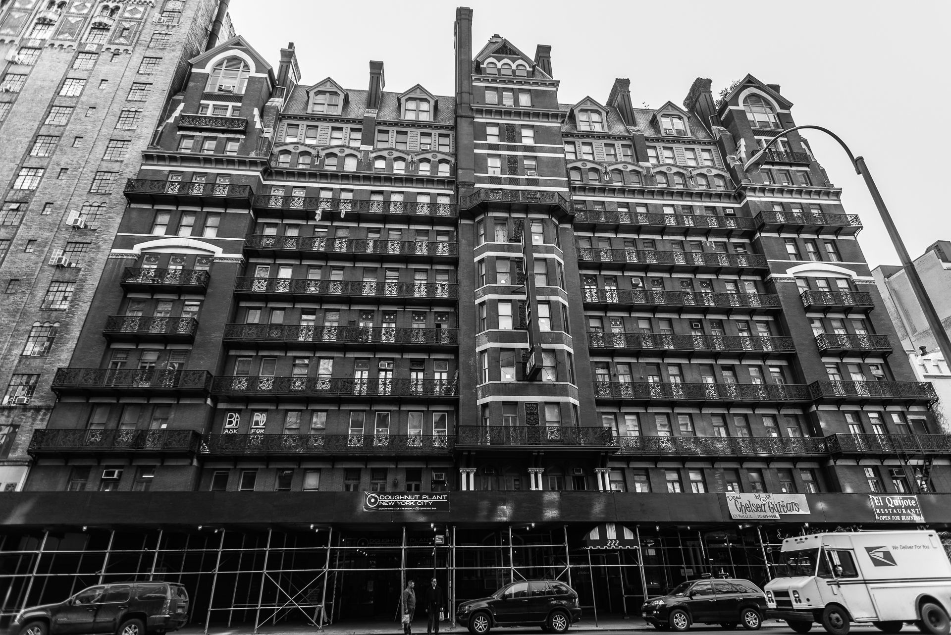 NYC's Ghost Landmarks of Rock Tour