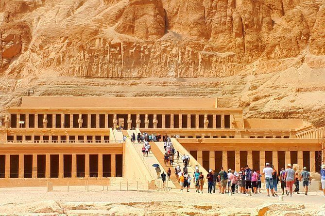 Full Day Tour to Luxor Highlights from Safaga