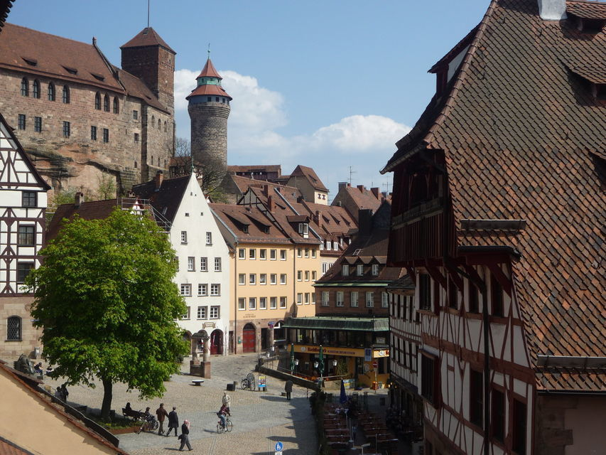 Nuremberg Old Town and Nazi Rally Grounds Walking Tour