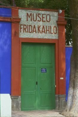 City tour Mexico City: On the traces of Frida & Diego