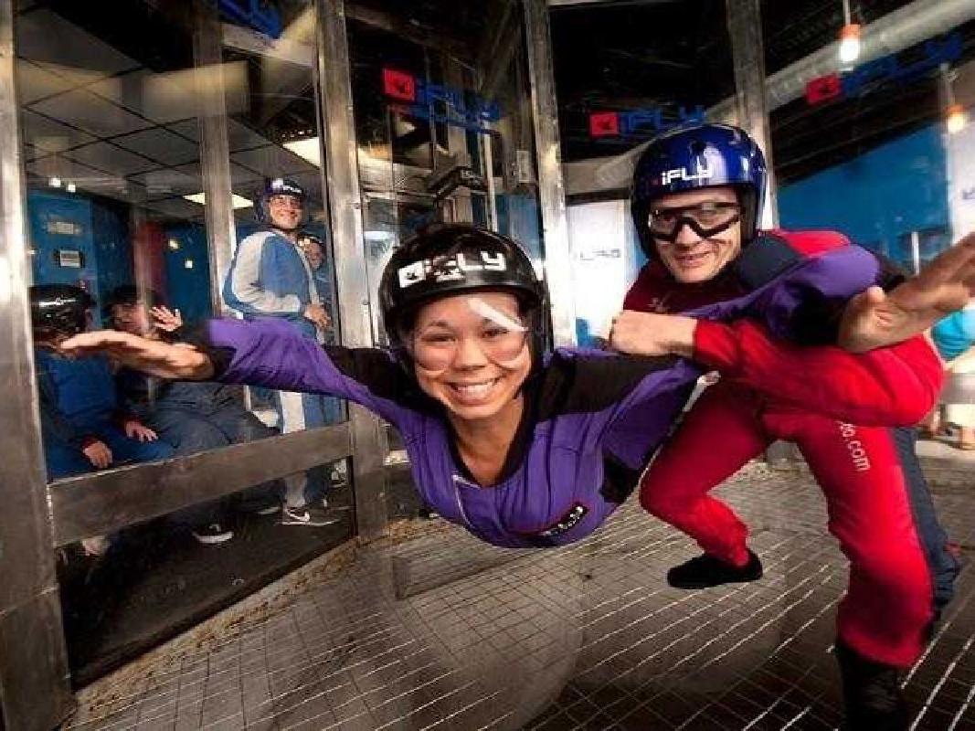 iFLY Orlando Beginner Indoor Skydiving Adventure