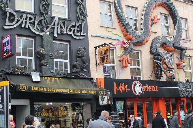 Camden Town: Meet the area's quirky characters on an audio tour