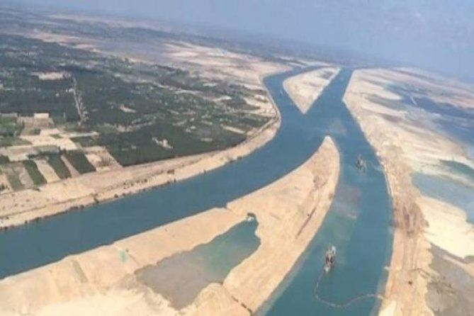Private Day Tour to Tanis Bubastis and the Suez Canal from Cairo