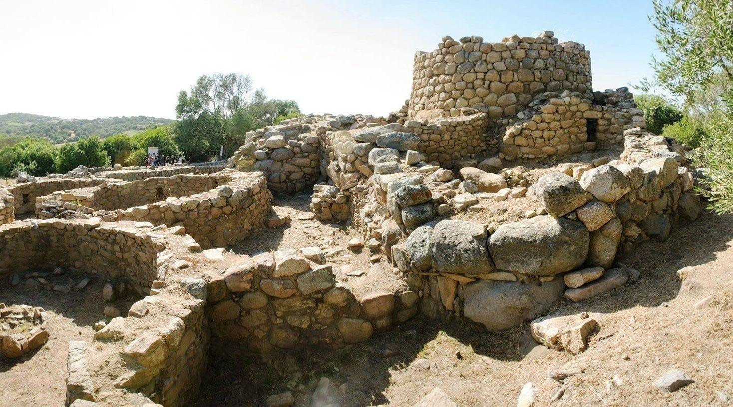 ARCHEOLOGICAL AREA OF ARZACHENA