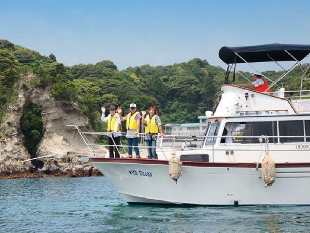 Private Cruiser Charter Plan in Katsuura