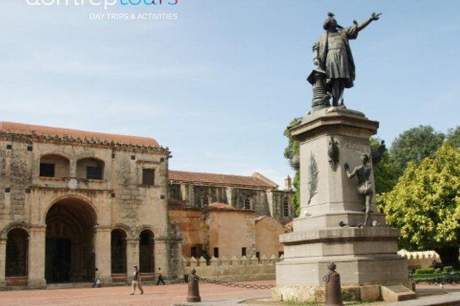 Full Day City Tour Santo Domingo