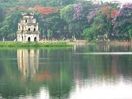 Hanoi- the charming beauty