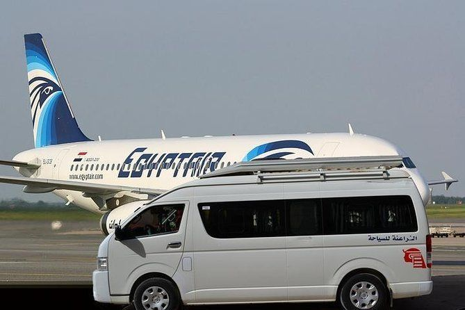 Private One-Way Transfer: Hurghada Airport to Hurghada Hotels