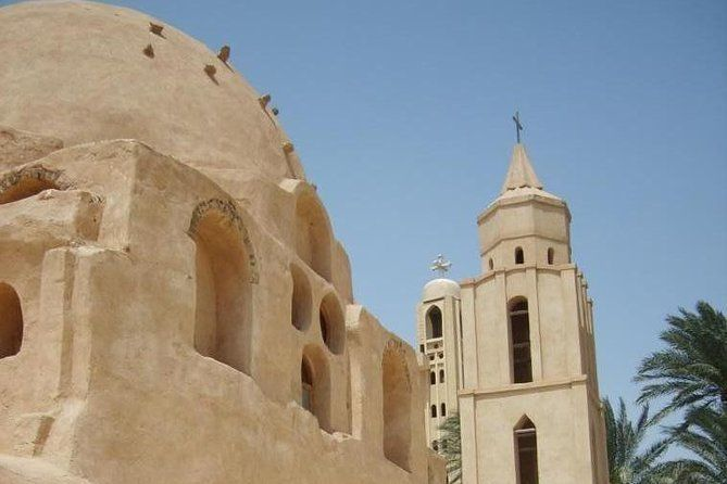 Day Tour to Wadi El Natrun from Alexandria