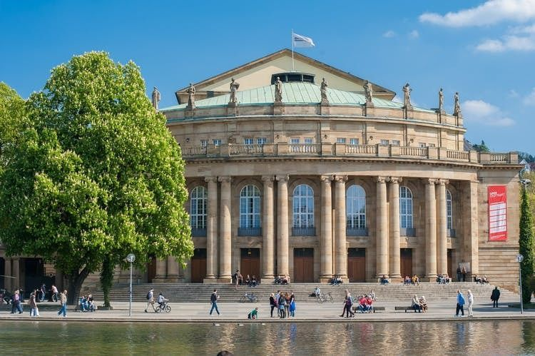 Art and culture tour of Stuttgart with a Local