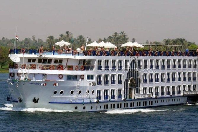 4 Day - 3 Night Deluxe Nile Cruise Trip Aswan To Luxor