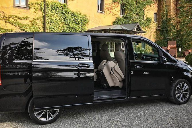 Private Transfer from ROME airport to POSITANO or vv