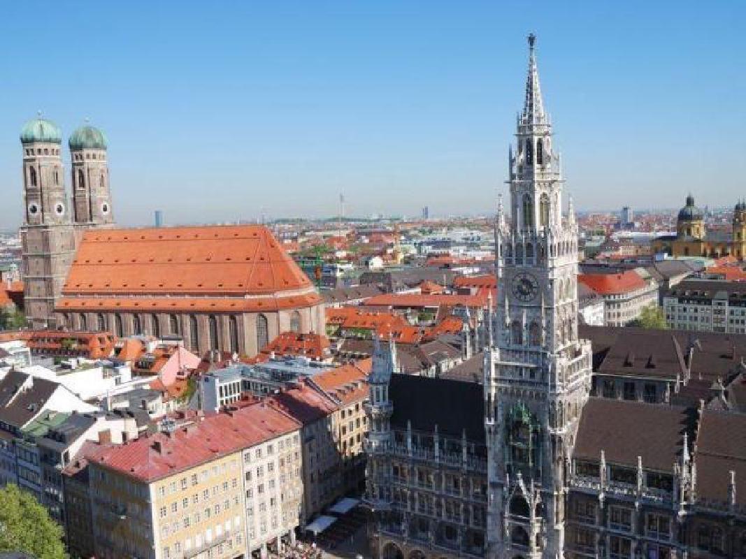 Munich to Wurzburg Romantic Road Intercity Coach Transfer Ticket
